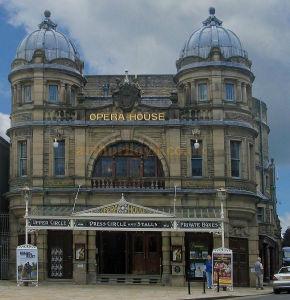 http://www.swainsleyfarm.co.uk Buxton Opera House only 10 miles away from Swainsley Farm